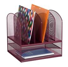 organizer; desktop organizer; desktop organization; office supplies; desktop accessories