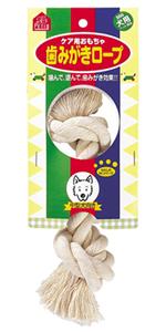 ペティオ (Petio) 犬用おもちゃ 歯みがきロープ 中型犬用 Mサイズ