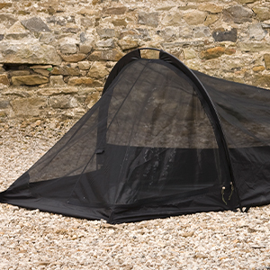 The Ionosphere is constructed with a No-See-Um Mesh inner tent to protect you from insects