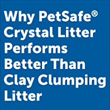 cat litter box litterbox automatic self cleaning crystal petsafe pet scoopfree scoop