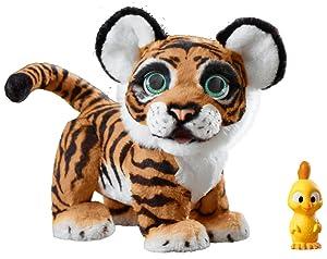 animales de peluche; juguetes para niñas; juguetes para niños; furreal; tigre de