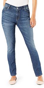 Women's Modern Straight Jean