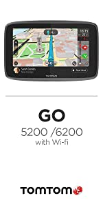tomtom go 5200 5 pouces gps auto cartographie monde. Black Bedroom Furniture Sets. Home Design Ideas