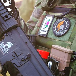 airsoft semi-automatic guns