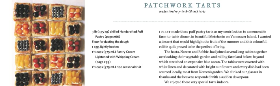 Patchwork tarts