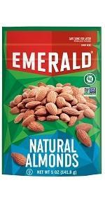 emerald, nuts, blue diamond nuts, diamond nuts, 100 calorie, snack packs, snack nuts, nuts, almonds