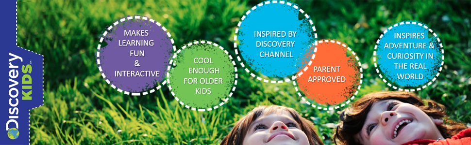 Discovery Kids Banner