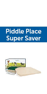 Piddle Place super saver kit dog potty cleaning training scent