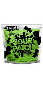 Sour Patch Kids Bulk Flavors 2lb