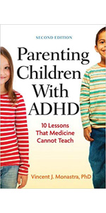 Parenting Children With ADHD 2nd Edition book cover