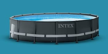 Intex 28090 - Cascada agua con luces LED multicolor