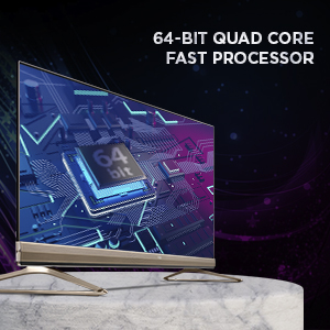 Fast Processor, Quad Core Processor