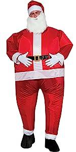 funny santa suit, santa con
