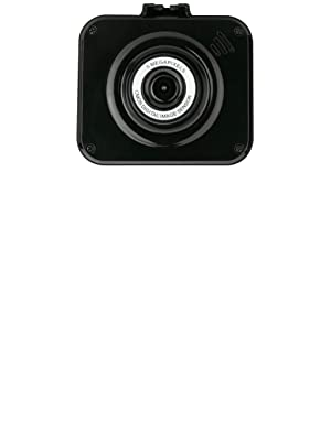 SCOSCHE DDVR2409 Mini Dash Cam, Night Vision Suction Cup Video Recorder