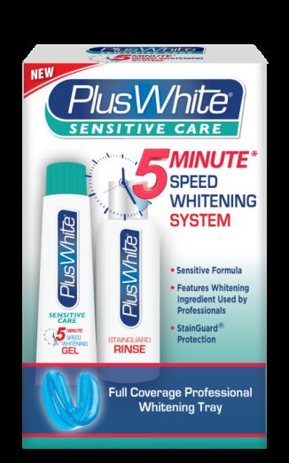 Amazon.com : Plus White Whitening System, 5 Minute Speed ...