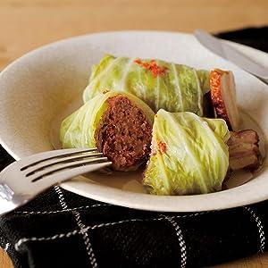 クロアチア風ロールキャベツ,冬野菜