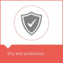 dry boil protection