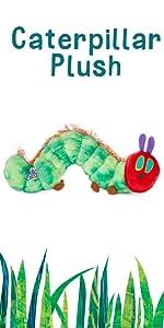 Caterpillar Plush