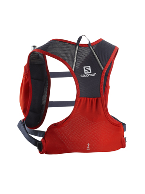 Salomon Agile 2 Set Mochila para Carrera de montaña, Unisex Adulto ...
