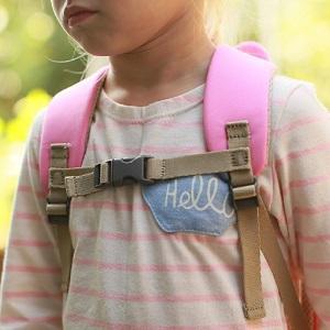 training bag, daycare bag, backpack