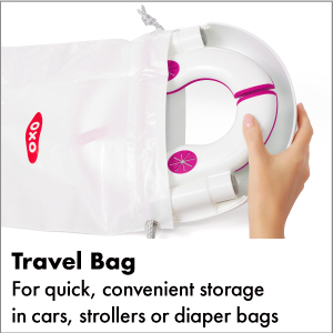 OXO TOT 2-in-1 Go Potty for Travel