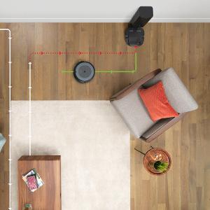 iRobot Roomba i3+ nawigacja