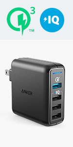 ANKER WALL CHARGER
