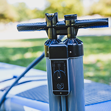 ULTRA-FAST DOUBLE CHAMBER HAND PUMP