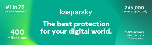The best protection for your digital world.