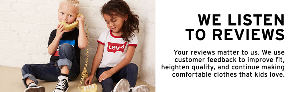 levi levis levi's baby babies babys girl girl's girls my first jeans box set baby jeans gift box