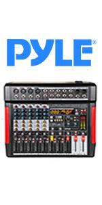 DJ Audio Mixer, Audio Mixer, DJ controller sound mixer, sound mixer, Sound Audio mixer,