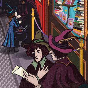 diagon alley bookshop