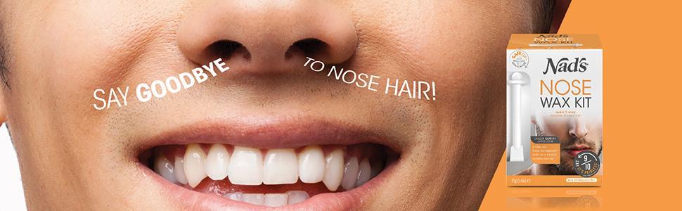 Amazon Com   Nad U0026 39 S Nose Wax Kit For Men  U0026 Women