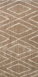Amazon Com Gertmenian 21465 Air Shag Rug Microfiber