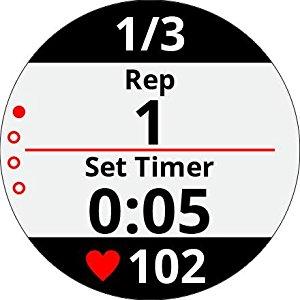 Allenamento, ripetute, workout