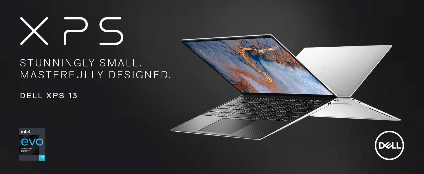 Dell XPS 13 FHD+ Touch Laptop