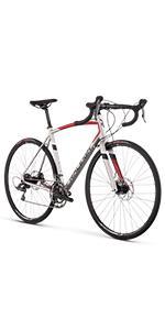d2faf57c94f Amazon.com : Raleigh Bikes Merit 1 Endurance Road Bike : Sports ...