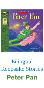 Bilingual Peter Pan