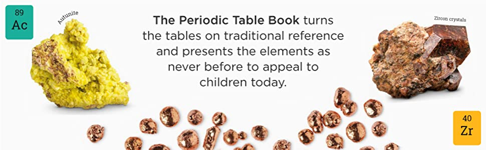 periodic science book for kids