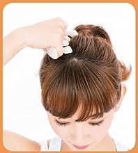 頭 あたま 頭痛 コリ 凝り こり ほぐし リフレッシュ ツボ 首 頭頂部 側頭部