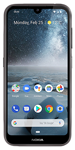 nokia, nokia mobile, nokia 4.2, fingerprint, face unlock, google assistant