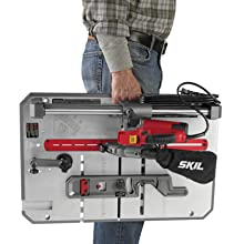 easy to move flooring saw