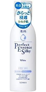 専科 パーフェクトエッセンス シルキーホワイト フレッシュ 美白化粧水 200ml (医薬部外品)