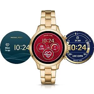 Michael Kors, Kors, MK, Michael Kors Access, Smart watch, Smartwatch, Apple Watch, MK Access, watch