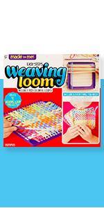 Made By Me: Weaving Loom
