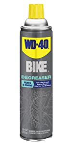 wd-=40 biuke degreaser chain cleaner