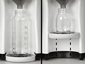 Narrow and Wide Neck Bottles with Formula Pro