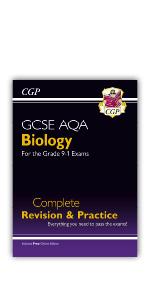 GCSE AQA Biology Complete Revision & Practice