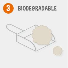 biodegradable cat litter; clumping cat litter; natural cat litter; Garfield Cat Litter