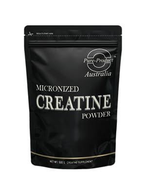 creatine powder, creatine, creatine monohydrate, micronized creatine, muscle pump, muscle growth